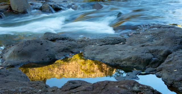 nightfall-camp-creek
