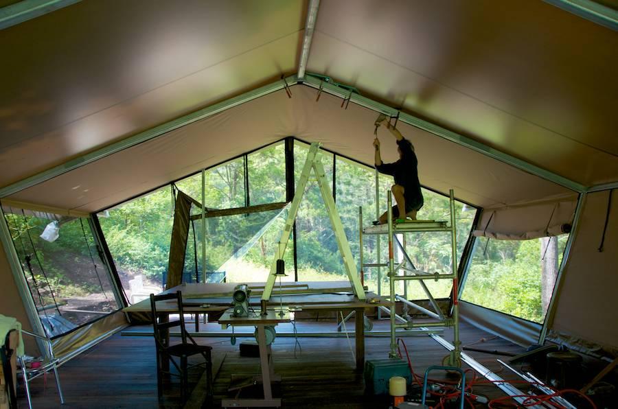 building-nightfall-luxury-tents