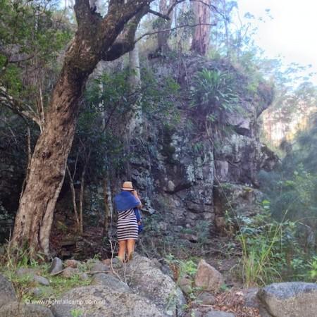 photograph-nature-nightfall-camp-Queensland-wilderness-450x450