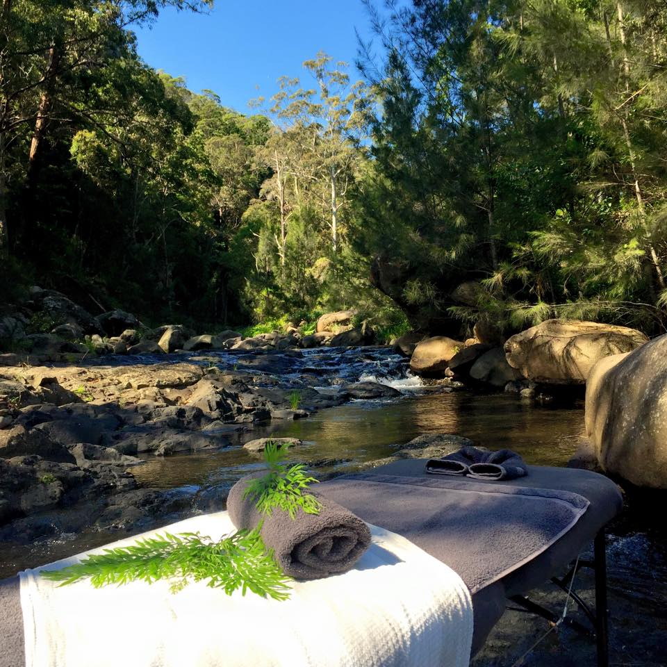 Nightfall glamping luxury camping lamington national park queensland